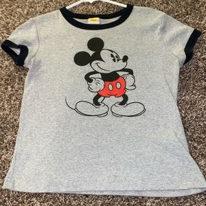 Tops - Mickey Mouse vintage tshirt